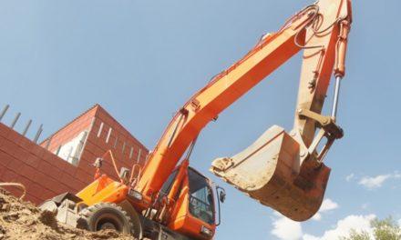 Mécanicien d'engins de chantier