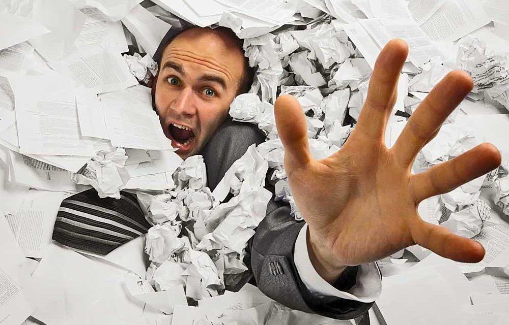 Destruction d'archives: comment ça se passe ?