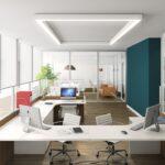 4 astuces pour réussir l'aménagement d'un open-space