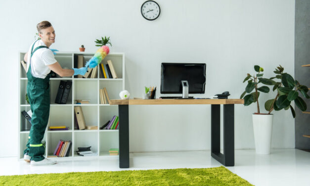 Pourquoi confier le nettoyage de vos bureaux à une société de nettoyage?